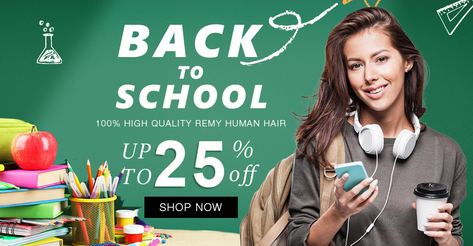 The Best Back To School Hair Extensions Sales In 2018