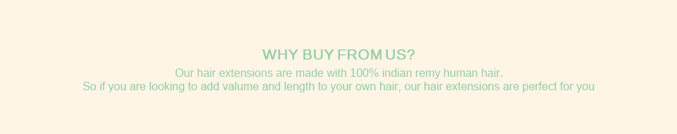 Hair Extensions Spring sale